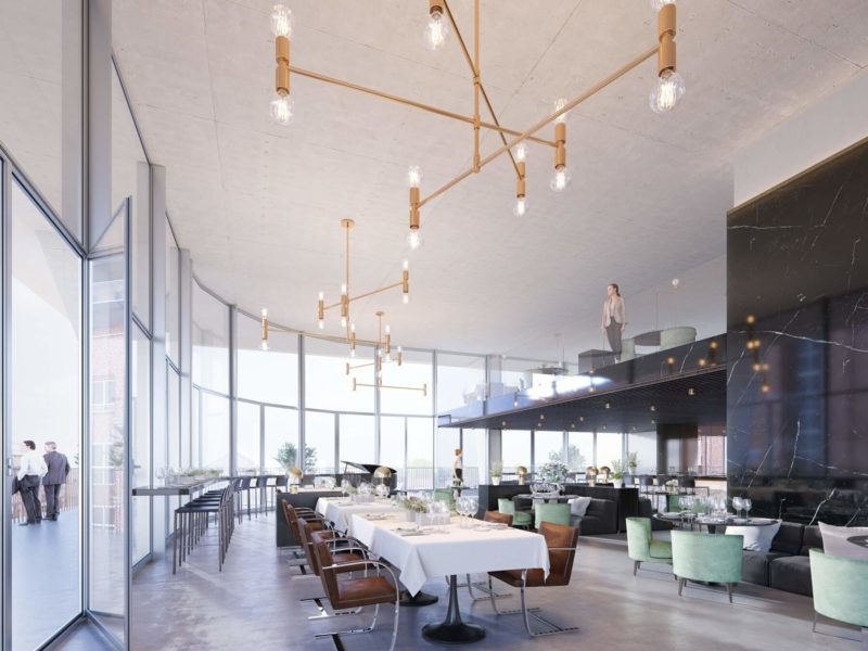 Ginderale - Kattestraat - Merchtem - New Icon - Restaurant