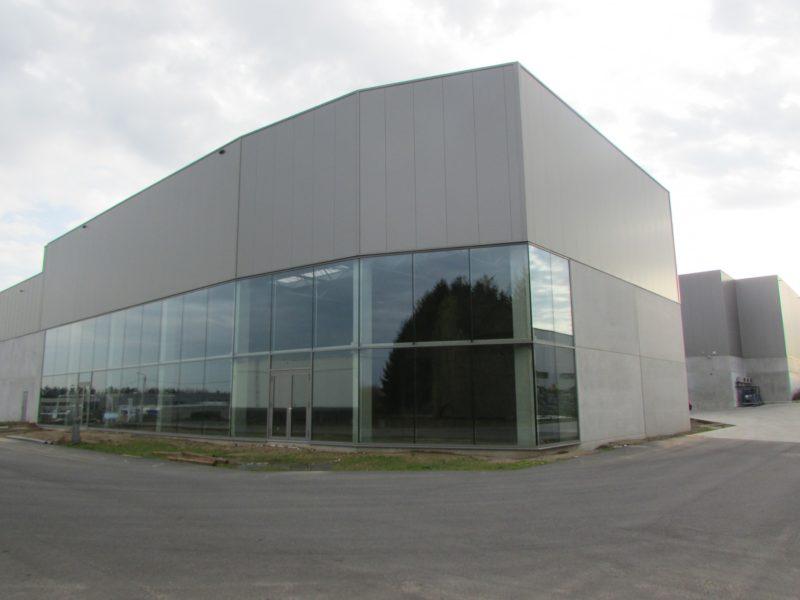 Asse - Z.5 Mollem - KMO-unit - Showroom