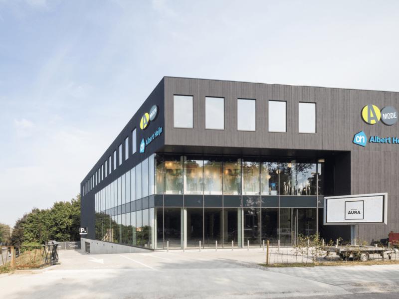 Wemmel - Exit 8 - Winkelcomplex