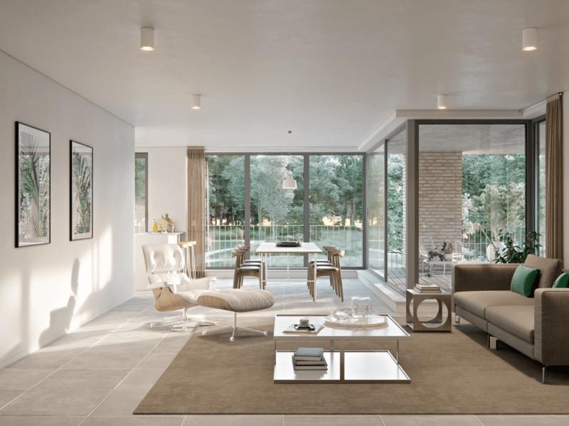 Wemmel - Woonproject - Interieur