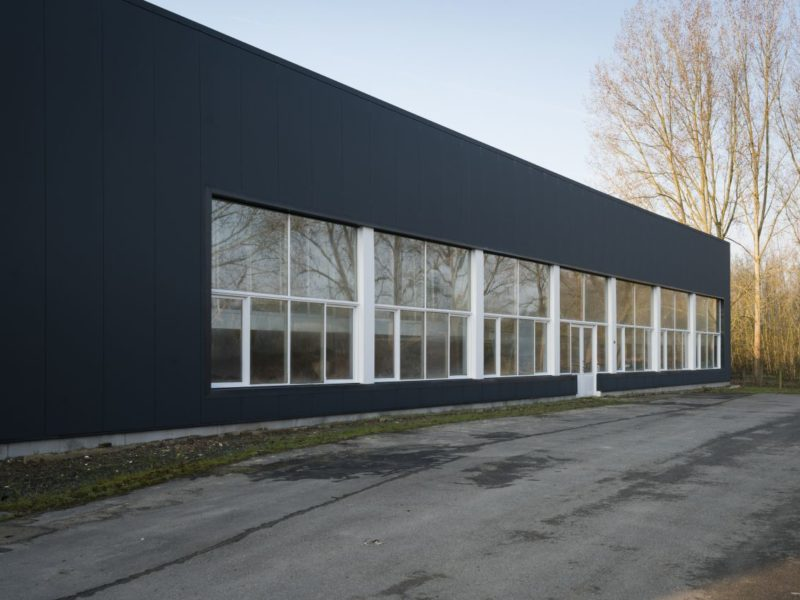 Dilbeek - Lumbeekstraat - Opslagruimte