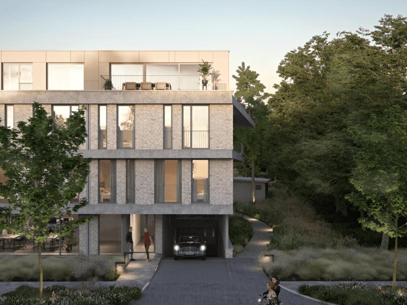 Wemmel - Woonproject - Exterieur